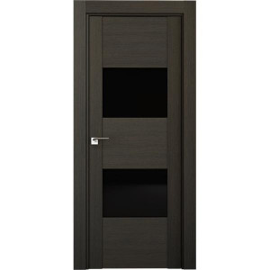 Дверь Профиль дорс 21Х Грей мелинга - со стеклом