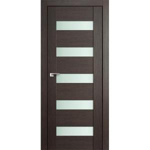 Дверь Профиль дорс 29Х Грей мелинга - со стеклом