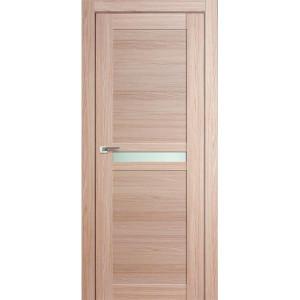 Дверь Профиль дорс 2.43Х Капучино мелинга - со стеклом