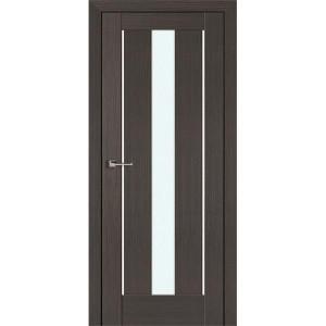 Дверь Профиль дорс 2.48Х Грей мелинга - со стеклом