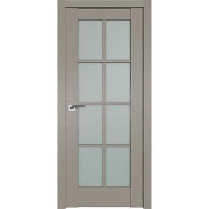 Дверь Профиль дорс 101XN Стоун - со стеклом
