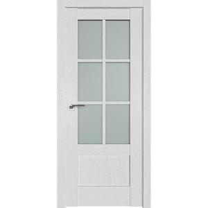 Дверь Профиль дорс 103XN Монблан - со стеклом