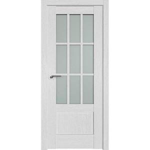 Дверь Профиль дорс 104XN Монблан - со стеклом