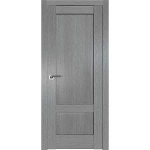 Дверь Профиль дорс 105XN Грувд серый - глухая