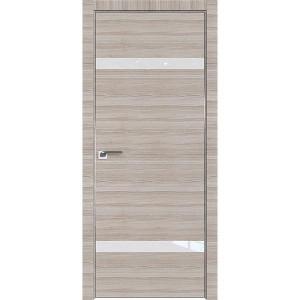Дверь Профиль дорс 3Z Капуччино кроскут - со стеклом