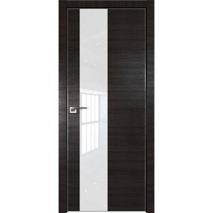 Дверь Профиль дорс 5Z Грей кроскут - со стеклом