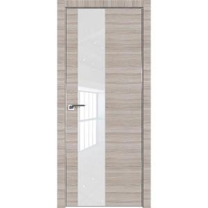 Дверь Профиль дорс 5Z Капуччино кроскут - со стеклом