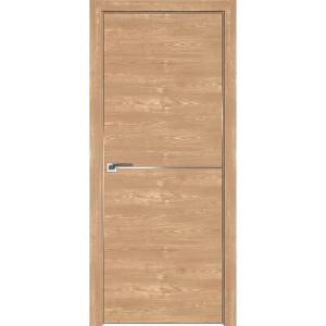 Дверь Профиль дорс 12ZN Каштан натуральный - глухая