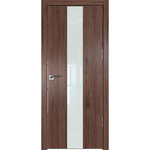 Дверь Профиль дорс 25ZN Салинас темный - со стеклом