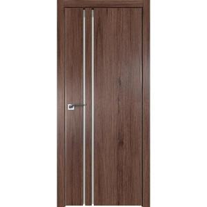 Дверь Профиль дорс 35ZN Салинас темный - со стеклом