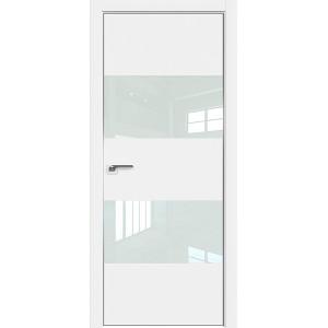 Дверь Профиль дорс 10Е Аляска - со стеклом