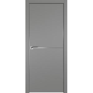 Дверь профиль дорс 12Е Грей - глухая