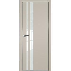 Дверь профиль дорс 16Е Шеллгрей - со стеклом