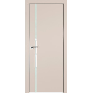 Дверь профиль дорс 22Е Санд - со стеклом
