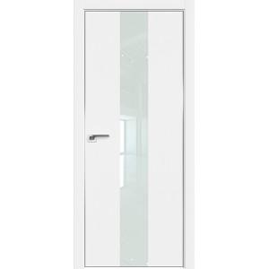 Дверь профиль дорс 25Е Аляска - со стеклом