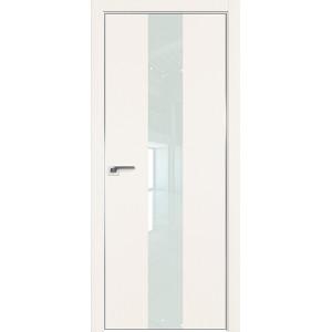 Дверь Профиль дорс 25Е Дарк вайт - со стеклом