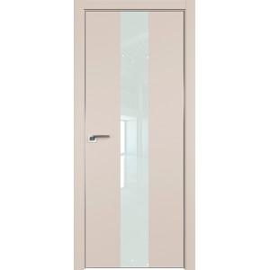 Дверь профиль дорс 25Е Санд - со стеклом