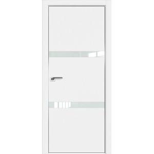 Дверь Профиль дорс 30Е Аляска - со стеклом