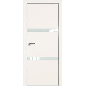 Дверь Профиль дорс 30Е Дарк вайт - со стеклом