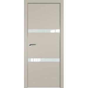 Дверь Профиль дорс 30Е Шеллгрей - со стеклом