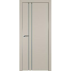 Дверь Профиль дорс 35Е Шеллгрей - со стеклом