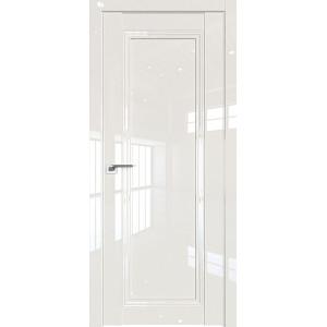 Дверь Профиль дорс 2.100L Магнолия люкс - глухая