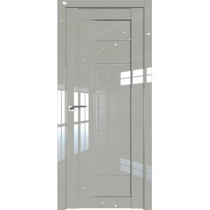 Дверь Профиль дорс 17L Галька люкс - со стеклом