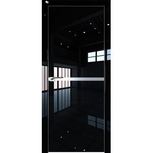 Дверь Профиль дорс 11LK Черный люкс - глухая