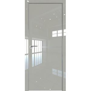 Дверь Профиль дорс 12LK Галька люкс - глухая