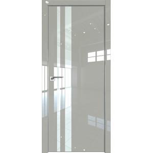 Дверь Профиль дорс 16LK Галька люкс - со стеклом