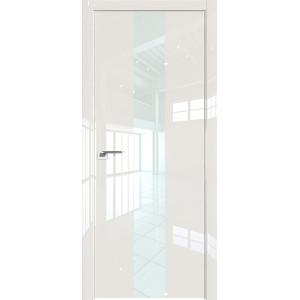 Дверь Профиль дорс 25LK Магнолия люкс - со стеклом