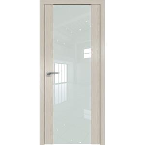 Дверь Профиль дорс 110N Дуб скай белёный - со стеклом
