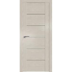 Дверь Профиль дорс 99N Дуб скай беленый - со стеклом