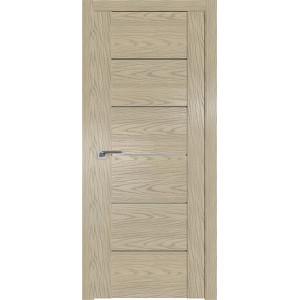 Дверь Профиль дорс 99N Дуб скай крем - со стеклом