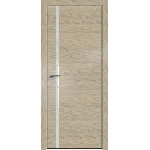 Дверь Профиль дорс 22NK Дуб скай крем - со стеклом