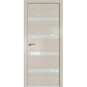 Дверь Профиль дорс 26NK Дуб скай беленый - со стеклом