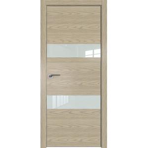 Дверь Профиль дорс 34NK Дуб скай крем - со стеклом