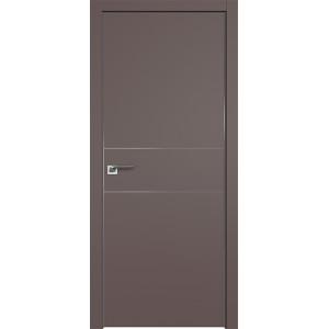 Дверь Профиль дорс 41SMK Какао матовый