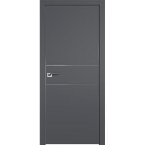 Дверь Профиль дорс 41SMK Серый матовый