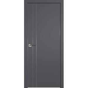 Дверь Профиль дорс 42SMK Серый матовый
