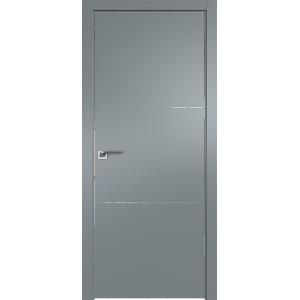 Дверь Профиль дорс 44SMK Кварц матовый