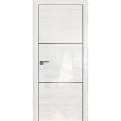 Дверь Профиль дорс 2STK Pine White glossy