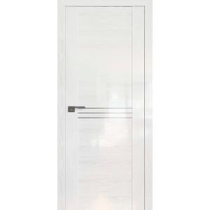 Дверь Профиль дорс 150STP Pine White glossy - глухая