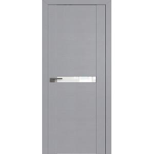 Дверь Профиль дорс 2.01STP Pine Manhattan Grey - со стеклом