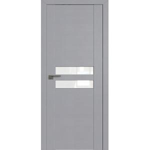 Дверь Профиль дорс 2.03STP Pine Manhattan Grey - со стеклом