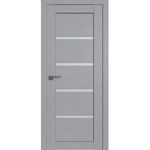 Дверь Профиль дорс 2.09STP Pine Manhattan Grey - со стеклом