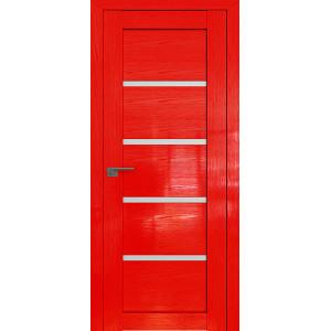 Дверь Профиль дорс 2.09STP Pine Red glossy - со стеклом
