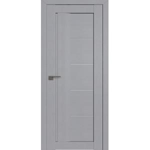 Дверь Профиль дорс 2.10STP Pine Manhattan Grey - со стеклом