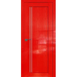Дверь Профиль дорс 2.50STP Pine Red glossy - со стеклом