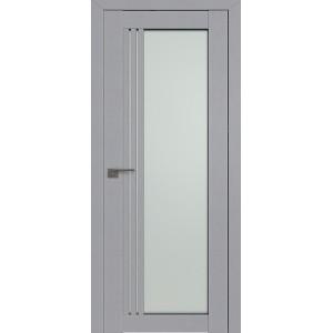 Дверь Профиль дорс 2.51STP Pine Manhattan Grey - со стеклом